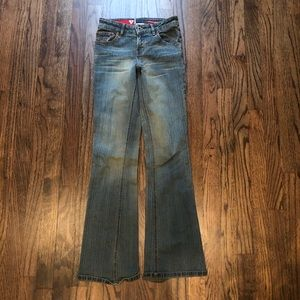 Boot cut guess jeans